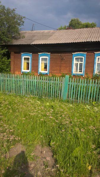Продам дом в микрорайоне Спартака