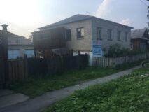 Продаётся нежилое 2-х этажное кирпичное здание свободного назначения в г. Нязепетровске по ул. Ленина 6