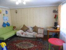 Продаётся 2-комнатная квартира в г. Нязепетровске по ул. Мира 1
