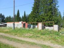 Продаётся объект незавершенного строительства в г. Нязепетровске по ул. Мира.
