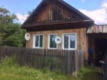 Продаётся жилой дом в Нязепетровском районе п. Арасланово, по ул. Мира