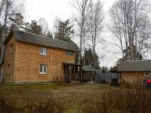 Продается 2-х этажный загородный дом с земельным участком (8239 кв. м.) в г. Нязепетровске