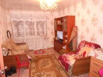 Продается 1-комнатная квартира в г. Нязепетровске по ул. Щербакова 7.