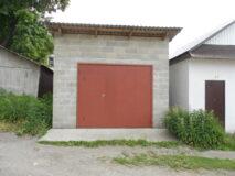 Продается капитальный гараж из шлакоблока в г. Нязепетровске по ул. Свердлова 14А.