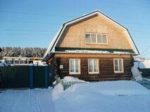 Продается 2-х этажный дом в Нязепетровском районе, с. Ситцева по ул. Советская.