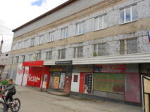 Продается нежилое помещение в здании по адресу: г. Нязепетровске ул. К. Маркса д. 20.