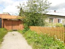 Продается кирпичный дом-квартира в г. Нязепетровске по ул. Коминтерна 1А.