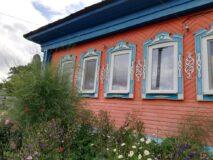 Продаётся дом в д. Аптряково по ул. Набережная