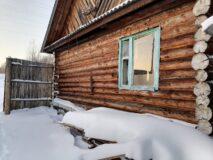 Продаётся дом в д.Ситцева по ул. Набережная.